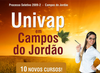 Univap Campos do Jordão 2009