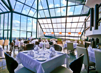 Restaurante do Hotel Blue Mountain