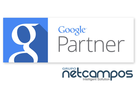 NetCampos parceira do Google