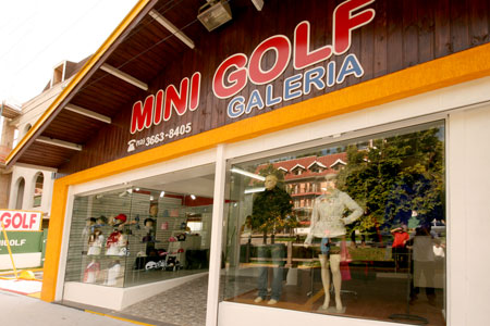 Galeria Mini Golf